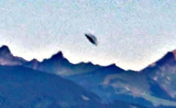 UFO Alps