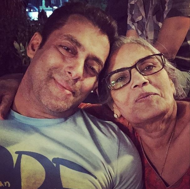 Salman Khan's Holi celebration