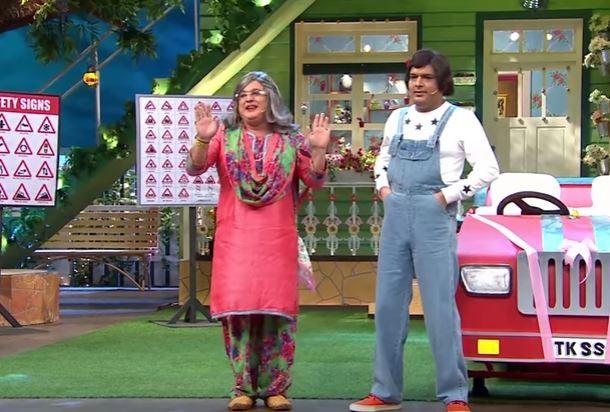 Ali Asgar, Kapil Sharma, The Kapil Sharma Show