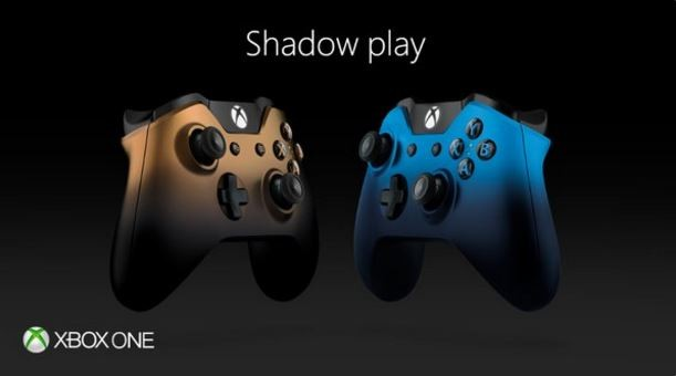 Special Edition Xbox One Wireless controllers