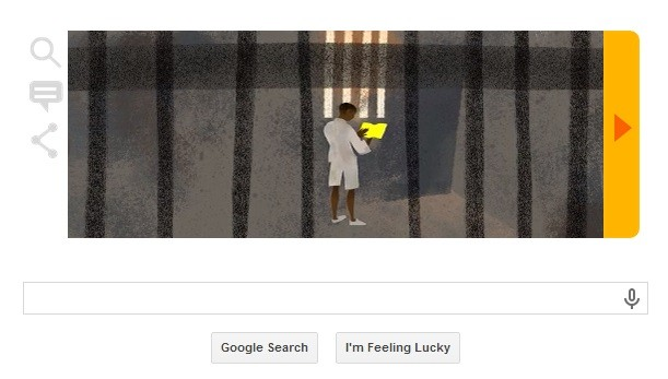 Mandela Doodle Prison