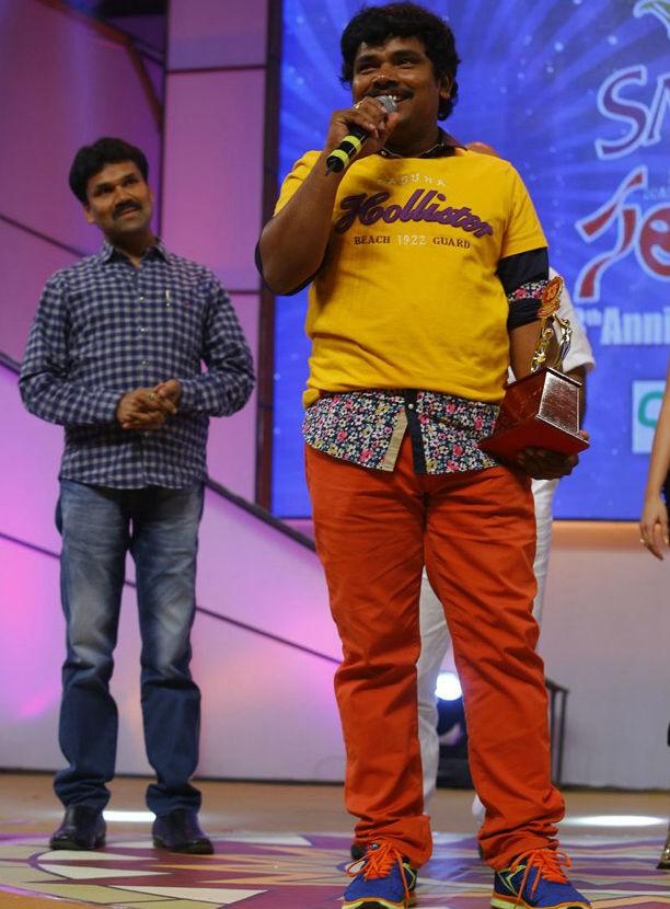Santosham 13th Anniversary South Indian Film Awards,Santosham Film Awards,Santosham Awards,Santosham Awards 2015,Santosham 13th Anniversary awards,Ram Charan,Balakrishna,Ileana,Shriya Saran,Santosham Awards 2015 pics,Santosham Awards 2015 images,Santosham