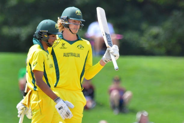 U-19 WC,Australia defeat Afghanistan,Australia vs Afghanistan,Hagley Oval,U-19 WC pics,U-19 WC images,U-19 WC stills,U-19 WC pictures,U-19 WC photos