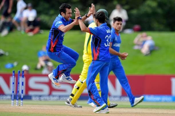U-19 WC,Australia defeat Afghanistan,Australia vs Afghanistan,Hagley Oval,U-19 WC pics,U-19 WC images,U-19 WC stills,U-19 WC pictures,U-19 WC photos