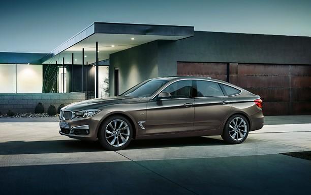 BMW 3 Series Gran Turismo Sport Line