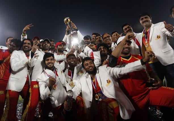 Telugu Warriors Lift CCL 5