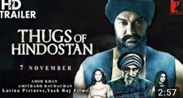 Thugs of Hindostan fake trailer gets over six million views