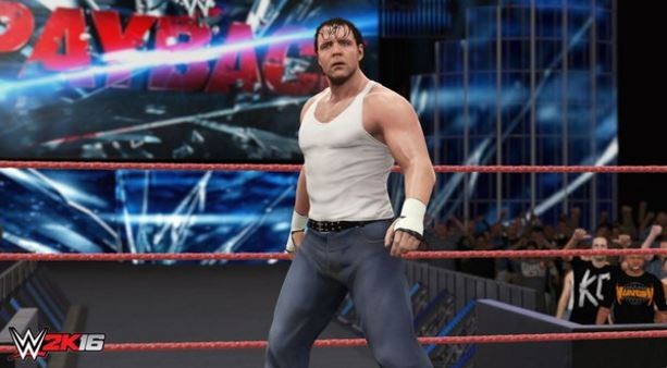 [Representative Image] Pictured: WWE Superstar Dean Ambrose and other were re-scanned for