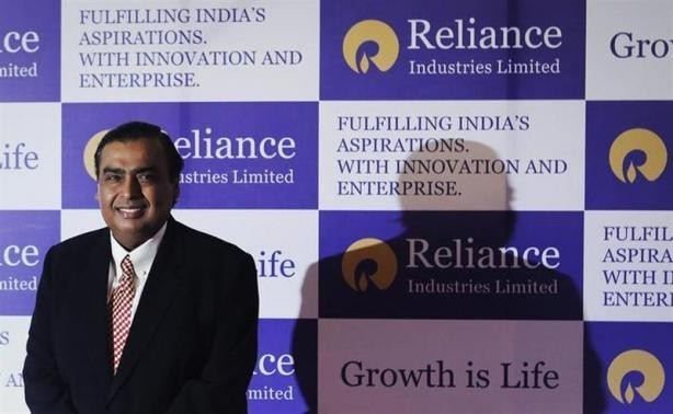 Mukesh Ambani, chairman of Reliance Industries Limited