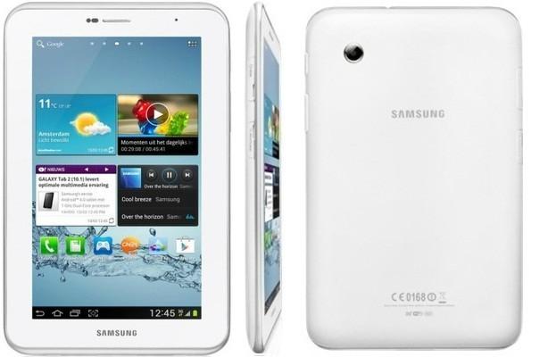 Samsung Galaxy Tab2-P3100