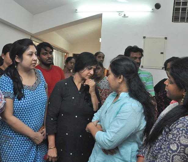 Jyothi Lakshmi,jyothi lakshmi death,jyothi lakshmi passes away,jyothi lakshmi dies,Nassar,Shakila,Ambika,T. Rajendar,Jyothi Lakshmi furnal
