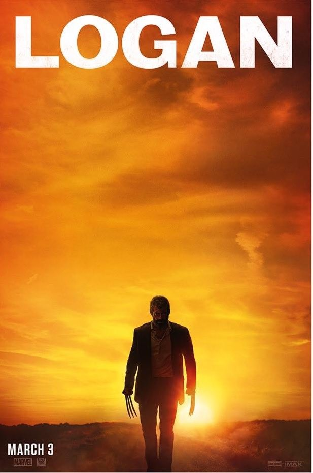 Hugh Jackman,Logan first look poster,Logan first look,Logan poster,Logan,Hollywood movie Logan,Patrick Stewart,Richard E. Grant,Boyd Holbrook,Stephen Merchant