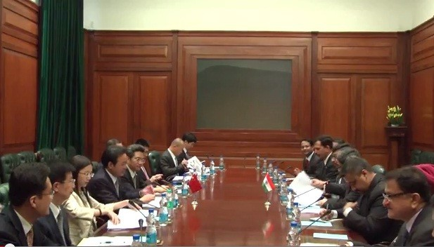 India and China to hold discussion on border incursions (Ministry of External Affairs)