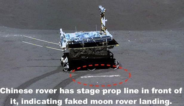 China faked moon landing