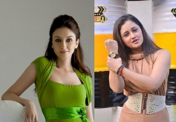 Rashami Desai and Saumya Tandon