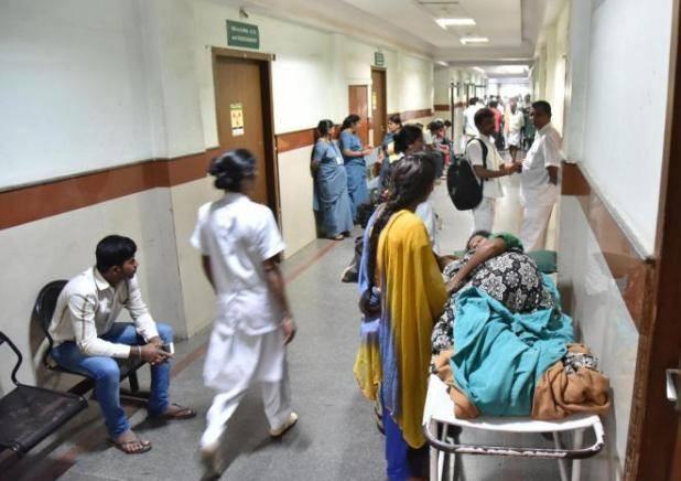 doctors strike 111