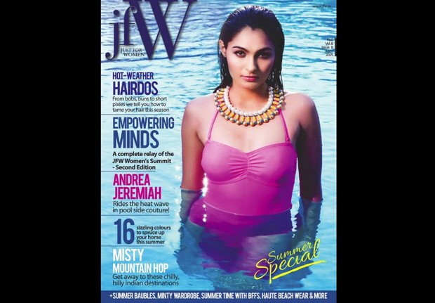 Andrea Jeremiah,actress Andrea Jeremiah,Andrea Jeremiah pics,Andrea Jeremiah Photoshoot for JFW Magazine,Andrea Jeremiah Photoshoot,hot Andrea Jeremiah,Andrea Jeremiah hot pics,south indian actress,actress pics,actress images