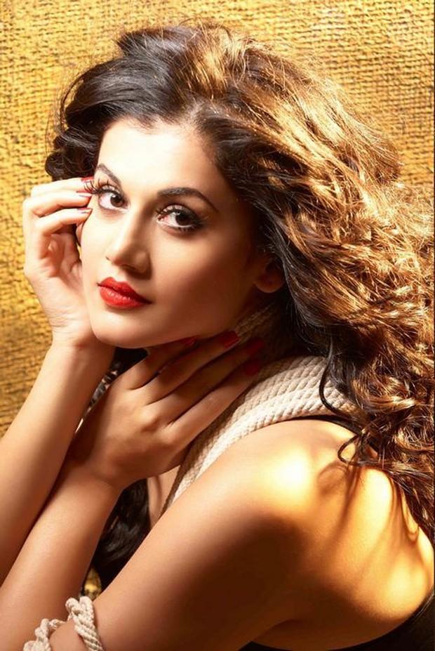Actress Taapsee Pannu Latest Photoshoot Photos