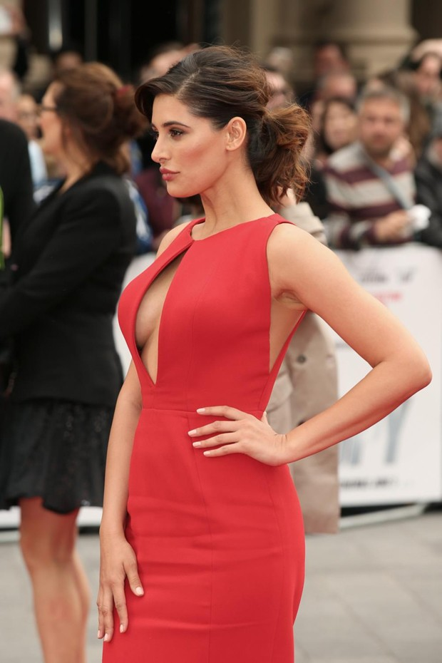 Nargis Fakhri at Spy In London Premiere,Spy In London Premiere,Spy In London,Nargis Fakhri,actress Nargis Fakhri,Nargis Fakhri pics,Nargis Fakhri hot pics,Nargis Fakhri images,Nargis Fakhri stills,hot Nargis Fakhri,red hot Nargis Fakhri