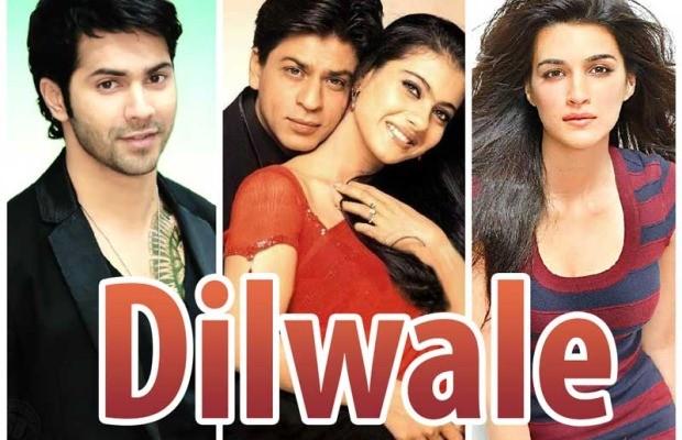 Dilwale,Dilwale review,Shah Rukh Khan,Kajol,Varun Dhawan,Kriti Sanon,5 reason to watch Dilwale,Dilwale 5 reason to watch the movie,Rohit Shetty
