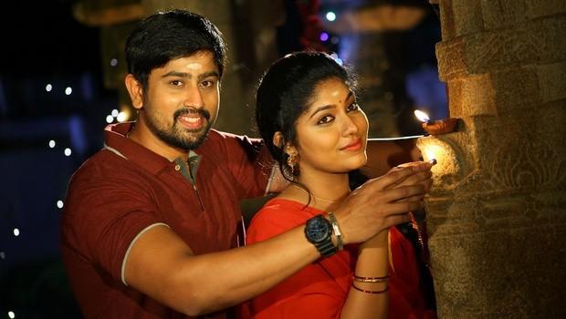 Jigarthanda is an upcoming Kannda movie directed by Shivaganesh and produced by Sudeep. The film stars Ravishankar P, Rahul and Samyuktha Belawadi in the lead role, while Chikkanna, Sadhu Kokila, Dharma, Dattanna, Chitra Shenoy, Manjunath Hegde and K Manju appear in the supporting role.