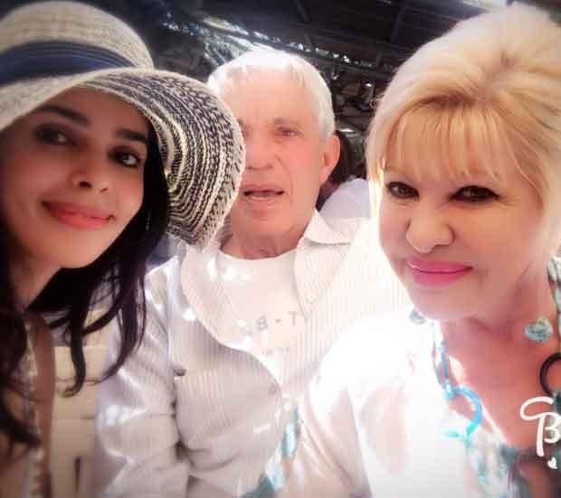 Mallika Sherawat,actress Mallika Sherawat,Mallika Sherawat met US President Donald Trump,Mallika Sherawat met Ivana Trump,Ivana Trump