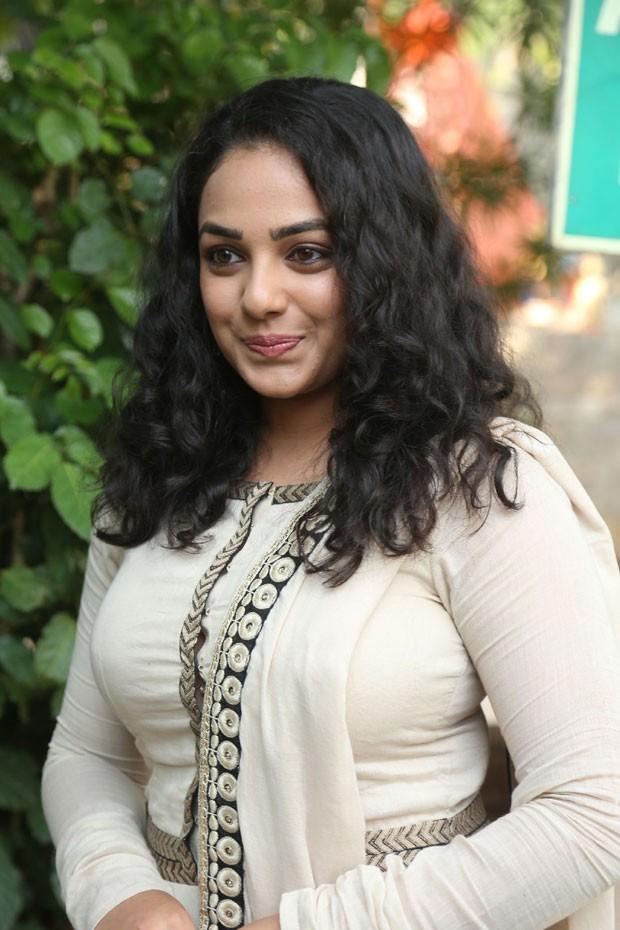 OK Bangaram Audio Success Meet,Nithya Menon,actress Nithya Menon,Nithya Menon at OK Bangaram Audio Success Meet,OK Bangaram,telugu movie OK Bangaram,OK Bangaram Movie Review
