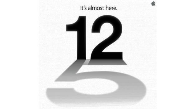 Apple event on Sept. 12