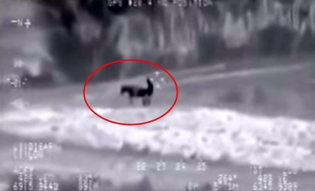 Hoax Buster: 'US Drone Captures ISIS Militant Having