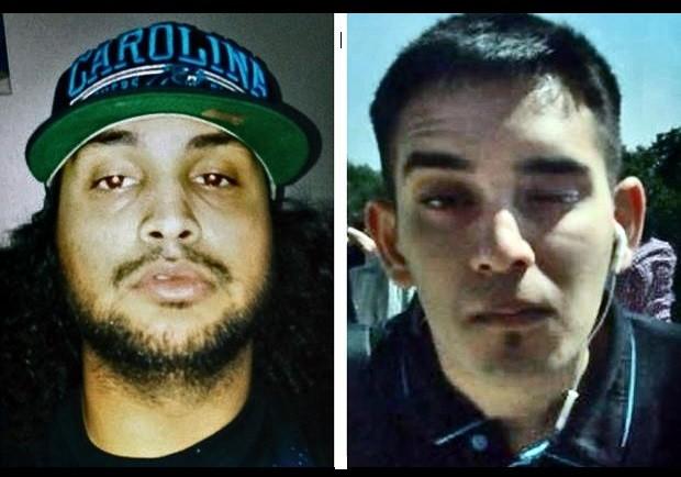 British Jihadists Hisham Folkard and Shabazz Suleman