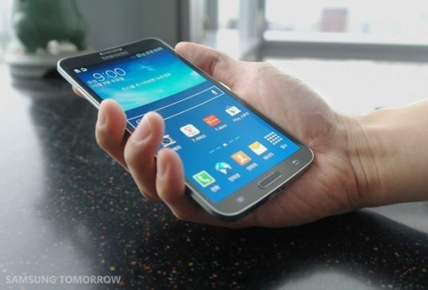 Samsung Pulls the Wraps-Off the World's First Flexible Display Smartphone Galaxy Round