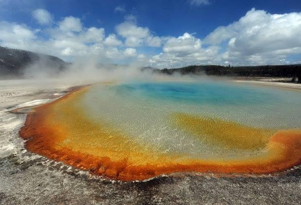 Yellowstone, Supervolcano, volcano, US,