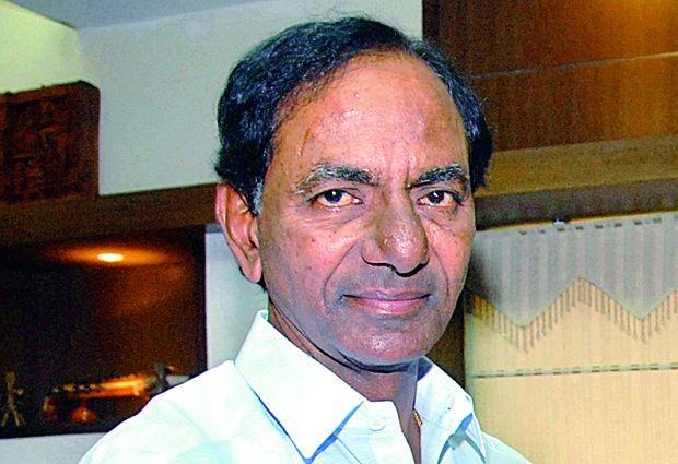 K Chandrashekar Rao