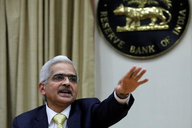New RBI governor Shaktikanta Das. Photo: Reuters
