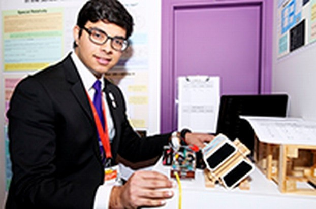 Indian won IOP prize