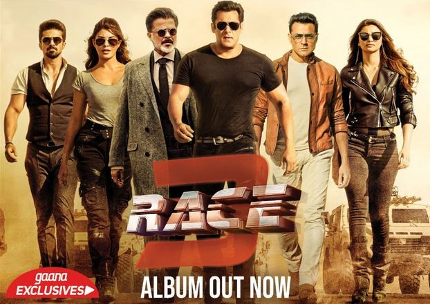 race 3 movie review salman khan 39 s film bags mixed response from audience ibtimes india. Black Bedroom Furniture Sets. Home Design Ideas
