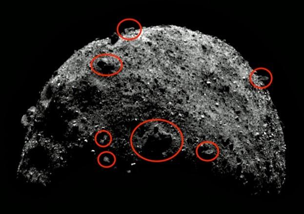 asteroid bennu alien