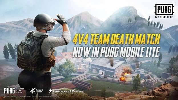 PUBG Mobile Lite gets TDM mode