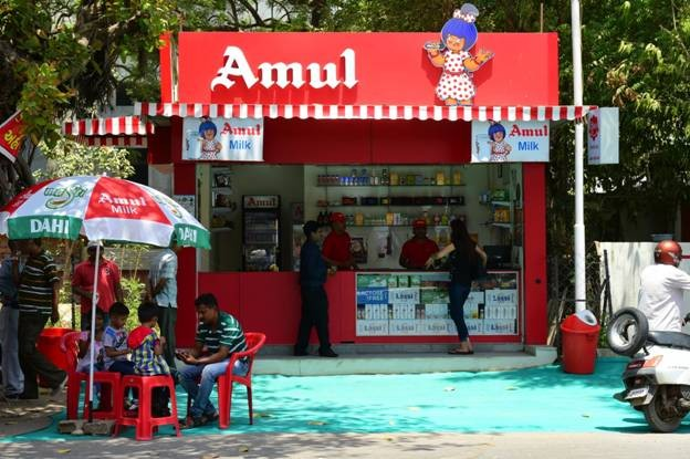 amul, amul products, GCMMF, milk production in india, milk farmers, milk cooperatives in india, gcmmf sales, ice cream sales in india