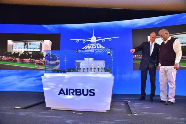 Airbus, India, New Delhi