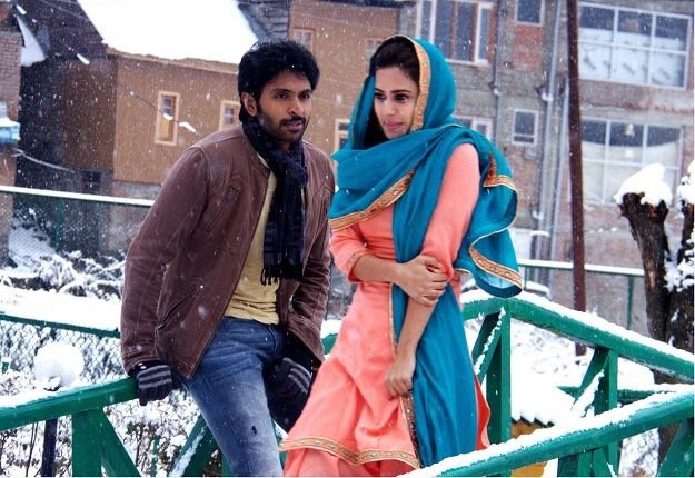 Wagah is an upcoming Tamil action romance movie written and directed by G. N. R. Kumaravelan and produced by M. Balavishwaanathan under the Vijay Bhargavi Films banner. The film stars Vikram Prabhu and Ranya Rao in the lead role, while Tulasi, Karunas and Ajay Rathnam appear in the supporting role.
