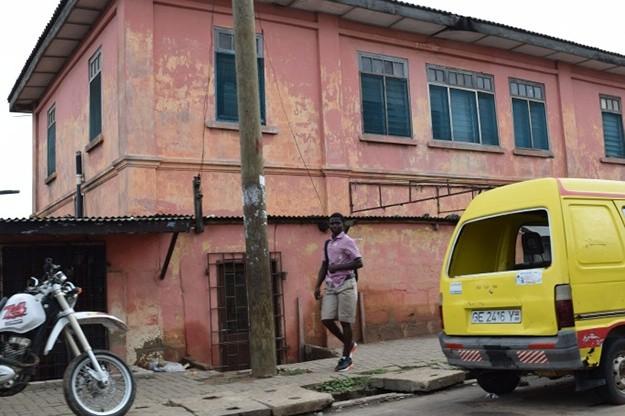Fake US Embassy in Ghana