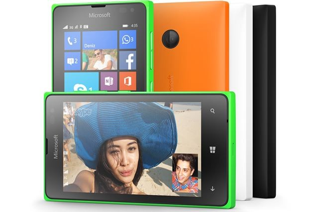 Microsoft Launches Windows Phone 8.1 Powered Budget Smartphone Lumia 435 in India; Price, Specifications