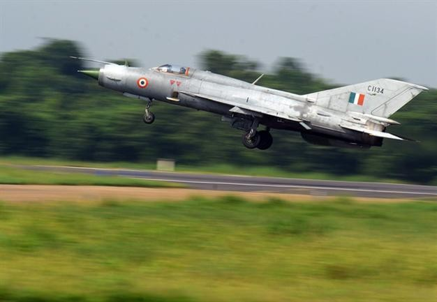 MiG-21 of Indian Airforce