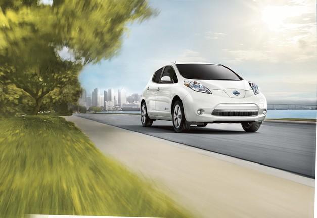 Nissan Leaf, Leaf India, Nissan Leaf India