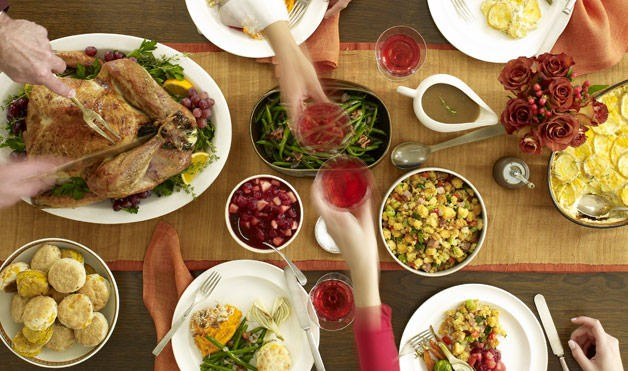 Thanksgiving is not just about food