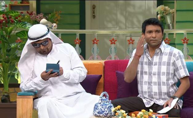 Kapil Sharma, Chandan Prabhakar, The Kapil Sharma Show
