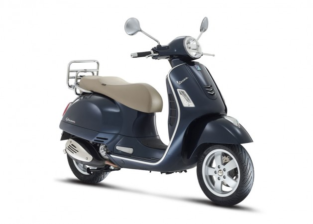 Vespa GTS 300 scooter launch likely by 2016 end
