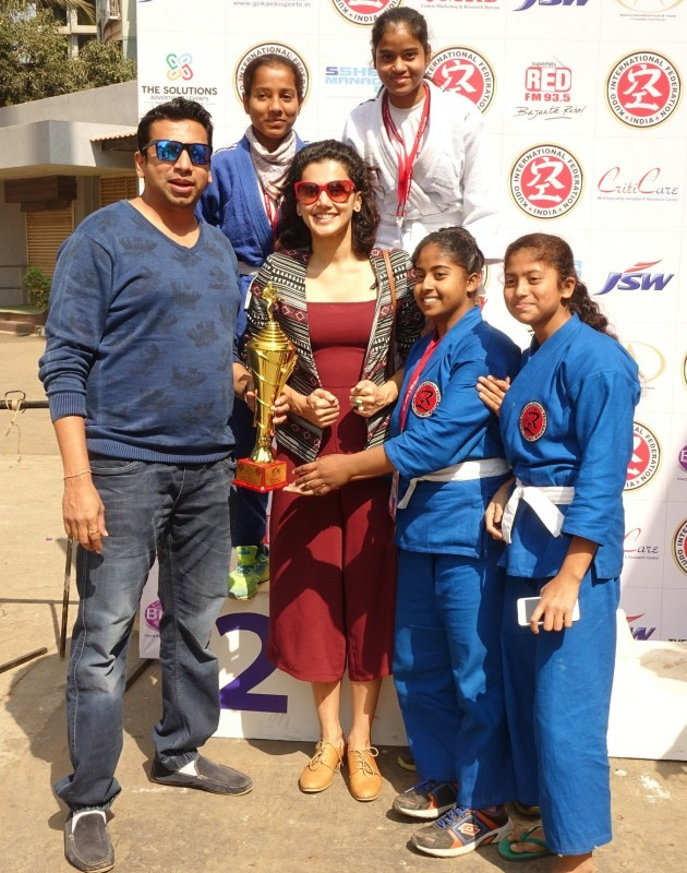 Taapsee Pannu,2nd Kudo World Cup,actress Taapsee Pannu,Taapsee Pannu latest pics,Taapsee Pannu latest images,Taapsee Pannu latest photos,Taapsee Pannu latest pictures,Taapsee Pannu latest stills
