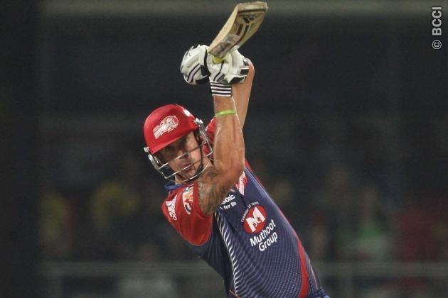 Kevin Pietersen, Delhi Daredevils